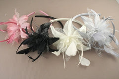 Small Lily Fascinator
