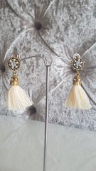 Rosie Tassel Earrings
