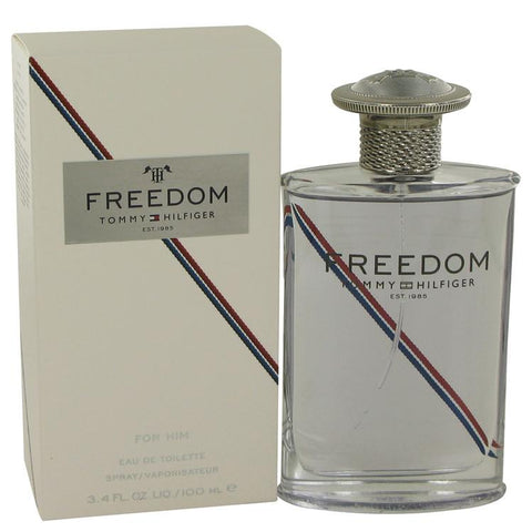 FREEDOM by Tommy Hilfiger Eau De Toilette Spray (New Packaging) 3.4 oz