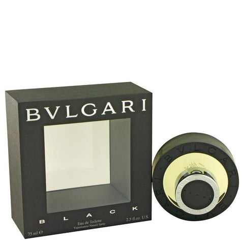BVLGARI BLACK (Bulgari) by Bvlgari Eau De Toilette Spray (Unisex) 2.5 oz