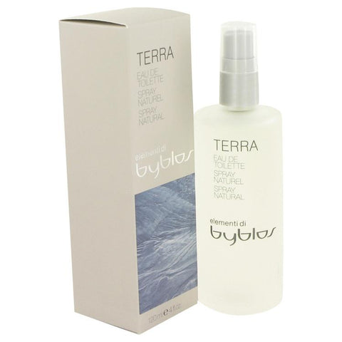 BYBLOS TERRA by Byblos Eau De Toilette Spray 4.2 oz