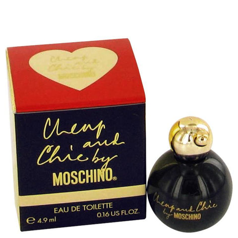 CHEAP & CHIC by Moschino Mini EDT .16 oz