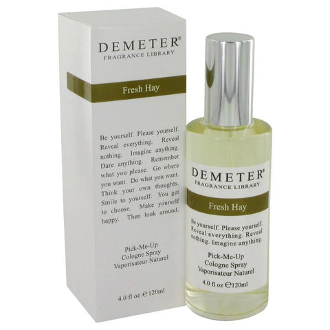 Demeter by Demeter Fresh Hay Cologne Spray 4 oz