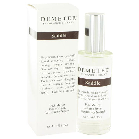 Demeter by Demeter Saddle Cologne Spray 4 oz