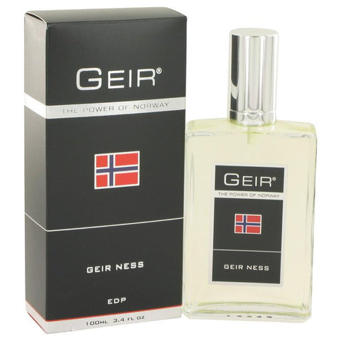 Geir by Geir Ness Eau De Parfum Spray 3.4 oz