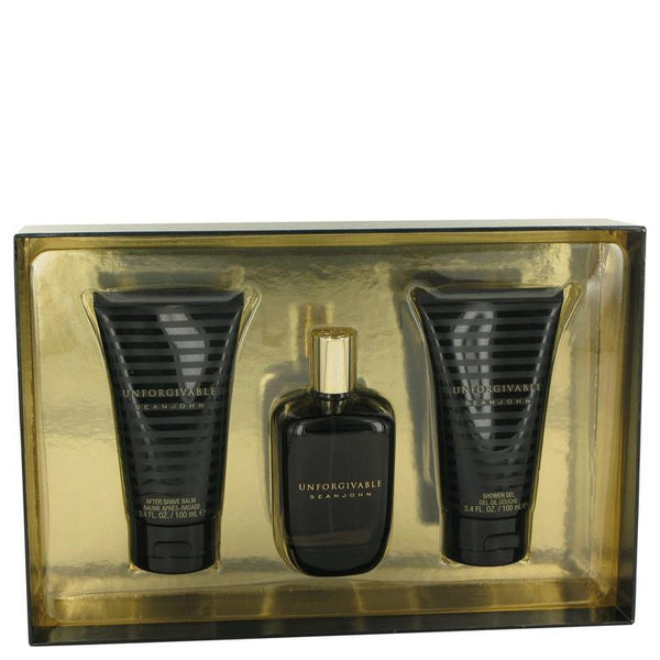 Gift Set -- 4.2 oz Eau De Toilette Spray + 3.4 oz Shower Gel + 3.4 oz After Shave Balm