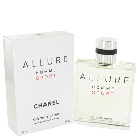 Allure Sport by Chanel Eau De Toilette Spray 5 oz
