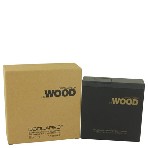 He Wood by Dsquared2 Body Lotion 6.8 oz