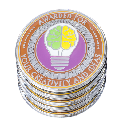 5 Pack: Creativity and Ideas - AttaCoin