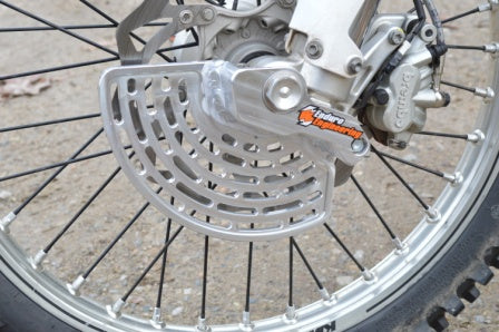 Enduro Engineering KTM Front Rotor Guard