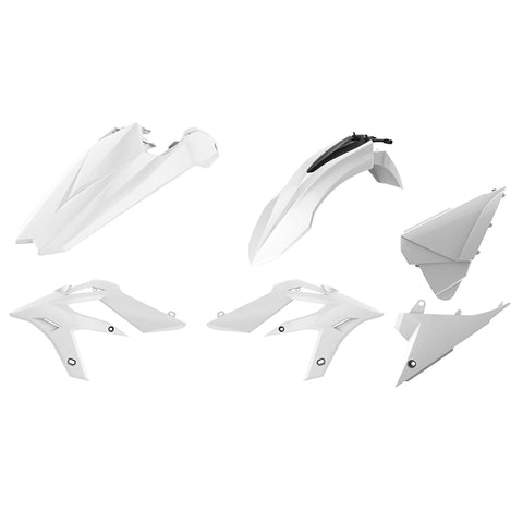 Beta Complete Plastic Kit, White (Beta X-Trainer 15-19)