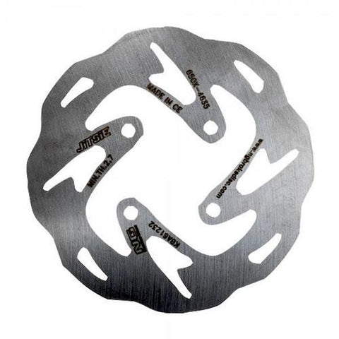 NG Brake Rotor - Rear (Trials)