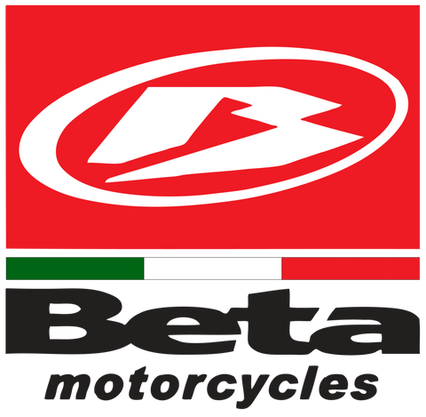 Beta OEM - LH FORK TUBE PROTECTION - WHITE