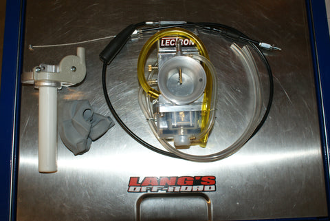Lectron 38MM HV Carb Kit