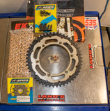KTM Chain and Sprocket Combo