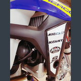 P-Tech Radiator Guards Sherco