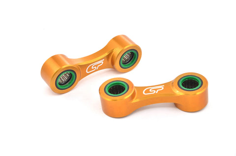 CSP SHOCK LINK ARMS W/BEARINGS, RED, BETA EVO 09' UP