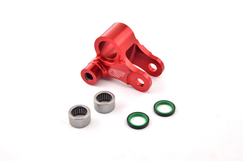 CSP DELTA LINK W/BEARINGS, RED, BETA EVO 2T/4T 09'-19'