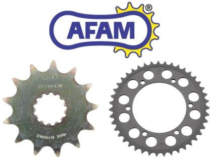 AFAM SLK Rear Sprocket - Beta, Honda