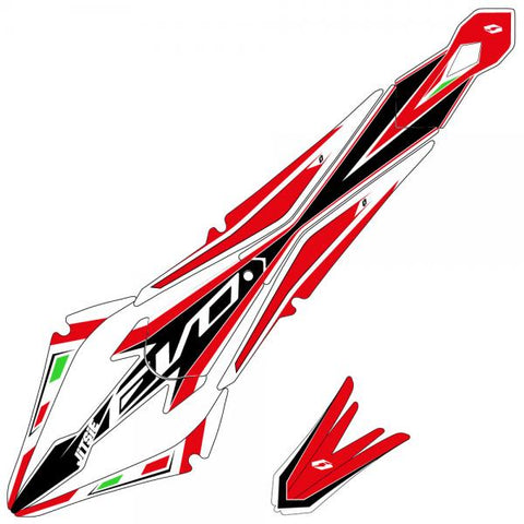 DECAL KIT, BETA EVO 2T 13'-16'
