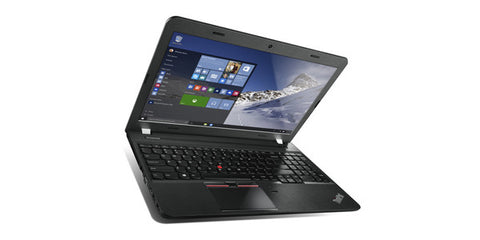 "Lenovo ThinkPad E560 i5 6200U 15.6"" WXGA 4GB 500GB HDD DVDRW WiFi AC WIN7/10 Pro Business Laptop"