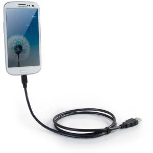 6FT SAMSUNG GALAXY CABLE CHARGE AND SYNC