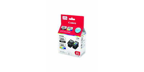 Canon PG-240XL/CL-241XL Ink Cart Value Pack