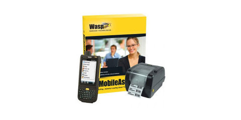 Wasp Mobileasset Professional HC1&WPL305 (5-USER) POS Software