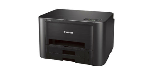 Canon Maxify IB4020 Small Office Wireless With Double Cassettes & Airprint Inkjet Printers Black