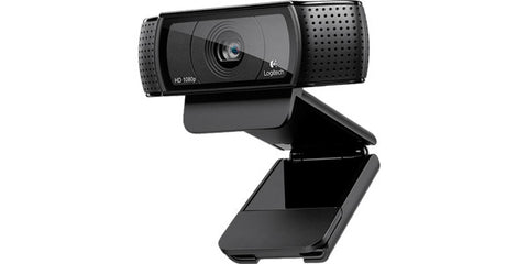 Logitech C920 HD Pro Webcam 1080p HD RECORDINGS/STEREO AUDIO/USB for WIN/MAC/CHROME OS/ANDRIOD V5.0