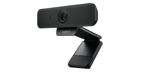 Logitech C925E HD Webcam 1080p AT 30FS Video Autofocus Built-in Dual Stereo Noise Reduction Mics