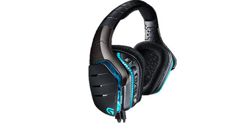 Logitech G633 Artemis Spectrum RGB 7.1 Surround Sound Wired Gaming Headset With Programmable G-KEYS