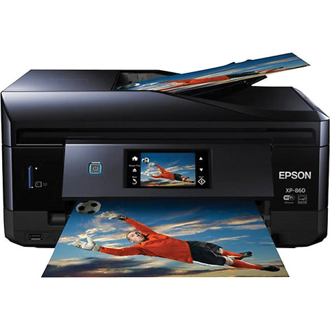Epson Expression Photo XP-860 Small-in-One® All-in-One Printer