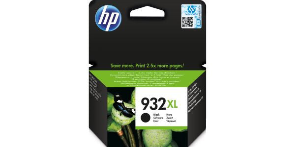 HP 932XL Black Ink Cartridge for Officejet