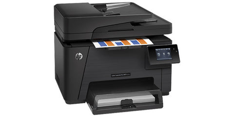 HP Colour LaserJet Pro MFP M177FW 17PPM Black 35-SHEET ADF Wireless Airprint Printer