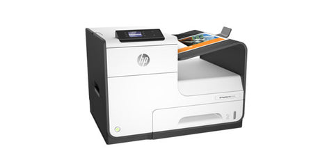 "HP PageWide Pro X452DN 55PPM 2.0"" Mono Display 500-SHEET Tray Ethernet Duplex Colour Inkjet Printer"