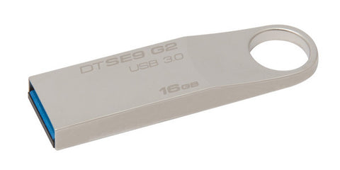 Kingston DataTraveler SE9G2 16GB USB3.0 Flash Drive (Metal Casing) Canada Retail