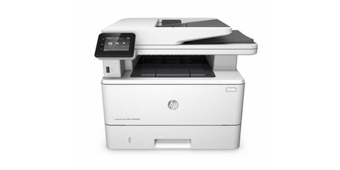 "HP LaserJet Pro M426FDN Print Copy Scan Fax 40PPM 3"" Touchscreen Duplex Mono Laser Printer"