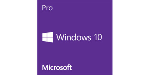 Microsoft Windows 10 Pro 64Bit English DVD OEM