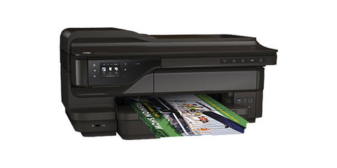 HP® Officejet (7612) Wide Format All-in-One Inkjet Printer, AirPrint and ePrint