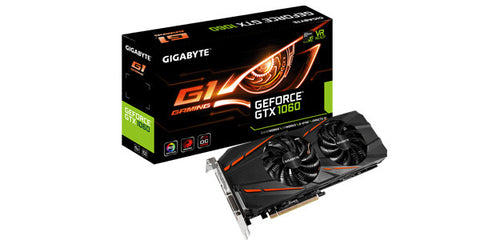 Gigabyte GeForce GTX 1060 G1 Gaming GV-N1060G1 GAMING-6GD Video Card