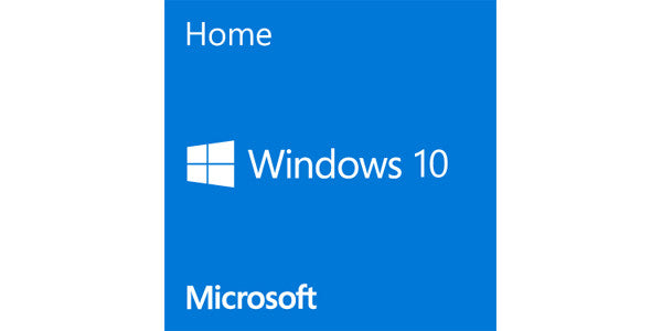 Microsoft Windows 10 Home 64BIT English DVD OEM