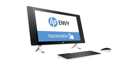 HP Envy 24-N009 All-in-One Canada - English Core I5-6400T DDR3 8GB 1TB AC Win10 Desktop