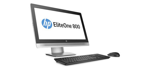 HP SB 800G2 Eliteone I5-6500 8GB RAM/500GB 23IN WIN7/10PRO AIO