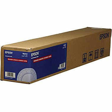 "Epson Premium Inkjet Wide Format Paper 170, Glossy, 24"" x 100' Roll - Special Order"