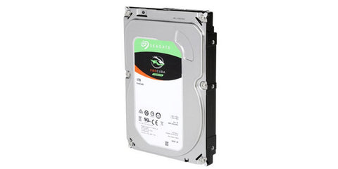 Seagate Firecuda ST1000DX002 1TB SSHD SATA 6GB/S 64MB Cache 3.5in Internal Solid State Hybrid Drive