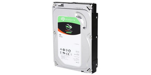 Seagate Firecuda ST2000DX002 2TB SSHD SATA 6GB/S 64MB Cache 3.5in Internal Solid State Hybrid Drive - Backorder