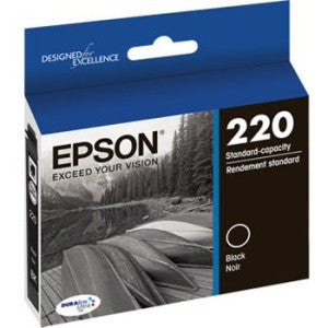 Epson T220 DURABrite Ultra Black Ink