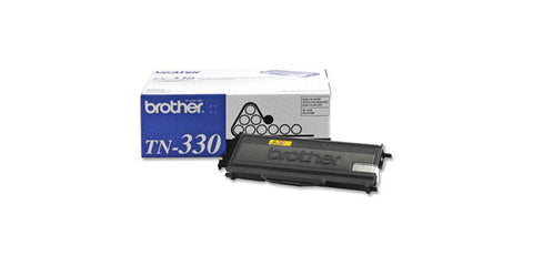 Brother TN-330 Black Toner Cartridge 1500 Pages