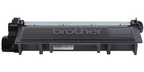 Brother TN660 High Yield 2 600 Pages Black Toner Cartridge